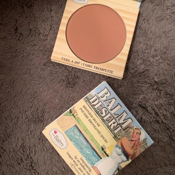 """Balm desert """"take a dip"""" blush/bronzer"""